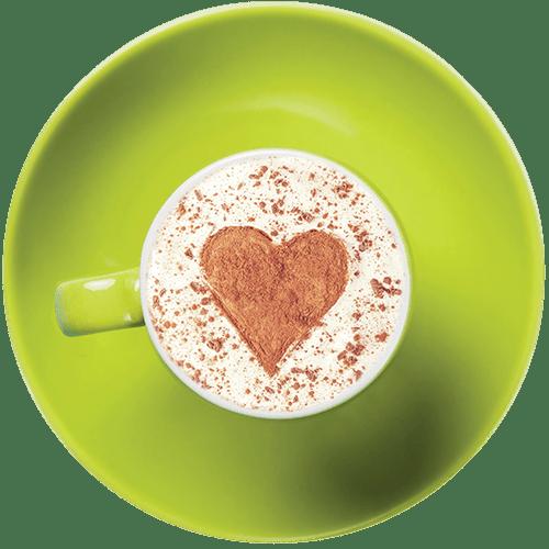 Venha tomar um café com a gente